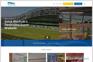 Aviva Stadium Events