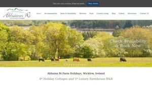 Abhainn Ri Holiday Cottages