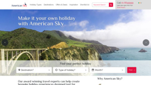 American Sky - US Travel Specialists